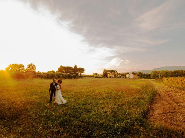 Il matrimonio di Leonardo e Donatella a Terranuova Bracciolini, Arezzo 29