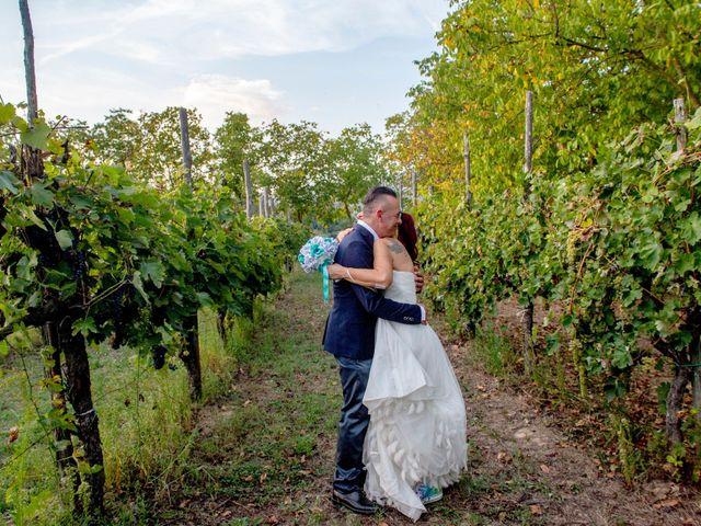 Il matrimonio di Leonardo e Donatella a Terranuova Bracciolini, Arezzo 31