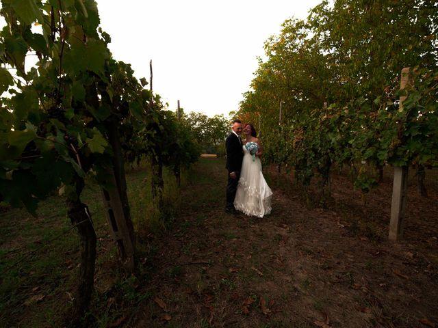Il matrimonio di Leonardo e Donatella a Terranuova Bracciolini, Arezzo 32