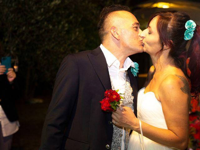 Il matrimonio di Leonardo e Donatella a Terranuova Bracciolini, Arezzo 42