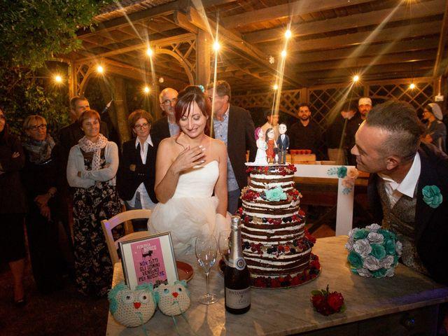 Il matrimonio di Leonardo e Donatella a Terranuova Bracciolini, Arezzo 2