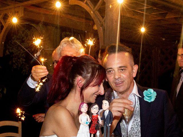 Il matrimonio di Leonardo e Donatella a Terranuova Bracciolini, Arezzo 44