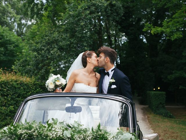 le nozze di Elisa e Filippo