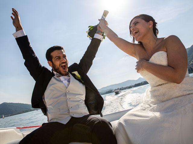 le nozze di Elisabella e Louis