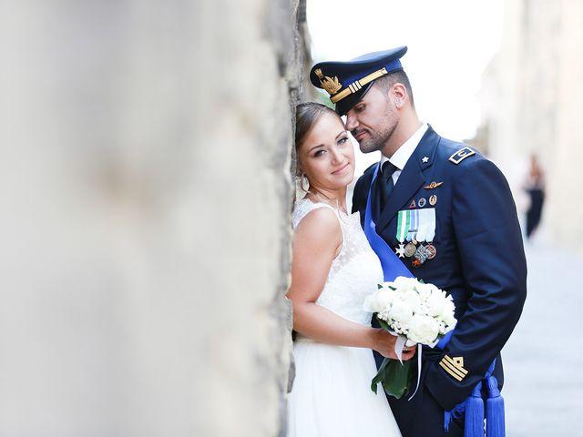 Il matrimonio di Luigi e Gessica a Teverola, Caserta 1