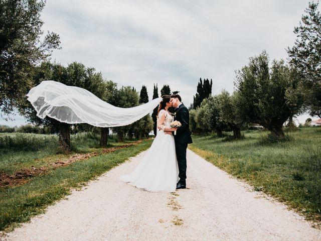 Il matrimonio di Francesco e Ilaria a Bellante, Teramo 1