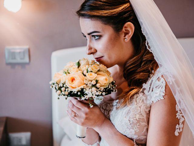 Il matrimonio di Francesco e Ilaria a Bellante, Teramo 9