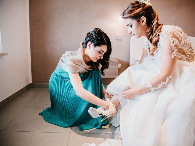 Il matrimonio di Francesco e Ilaria a Bellante, Teramo 13