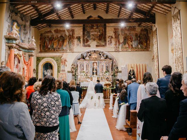 Il matrimonio di Francesco e Ilaria a Bellante, Teramo 30