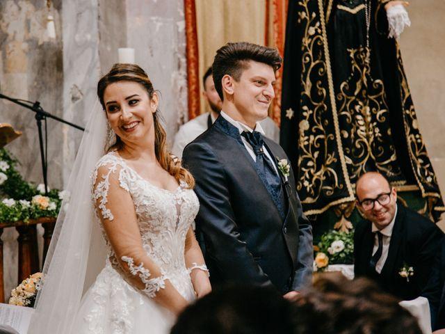 Il matrimonio di Francesco e Ilaria a Bellante, Teramo 31