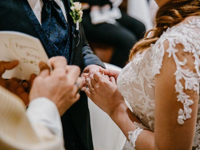 Il matrimonio di Francesco e Ilaria a Bellante, Teramo 33