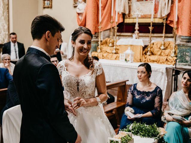 Il matrimonio di Francesco e Ilaria a Bellante, Teramo 34