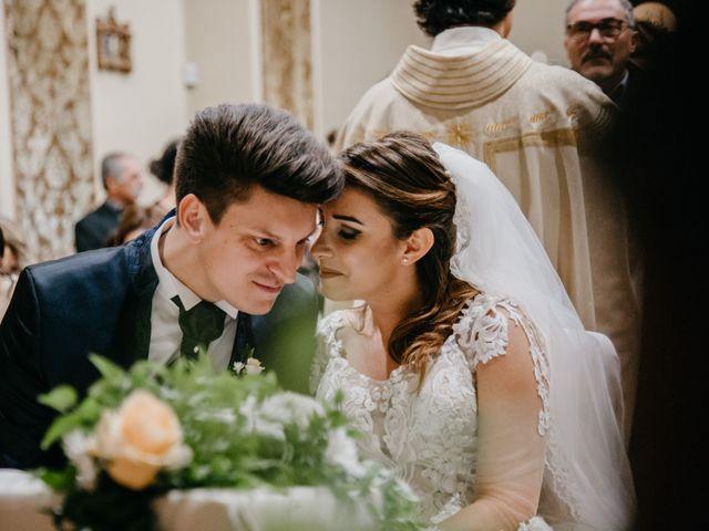 Il matrimonio di Francesco e Ilaria a Bellante, Teramo 35