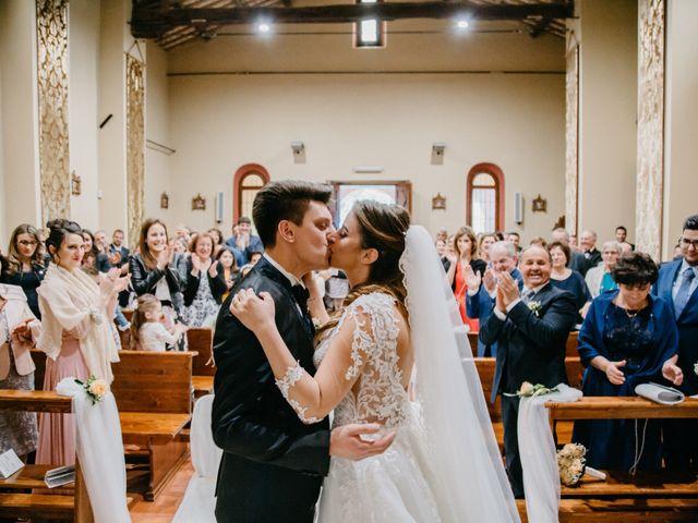 Il matrimonio di Francesco e Ilaria a Bellante, Teramo 36
