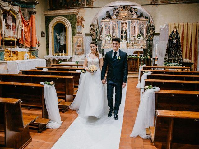 Il matrimonio di Francesco e Ilaria a Bellante, Teramo 38
