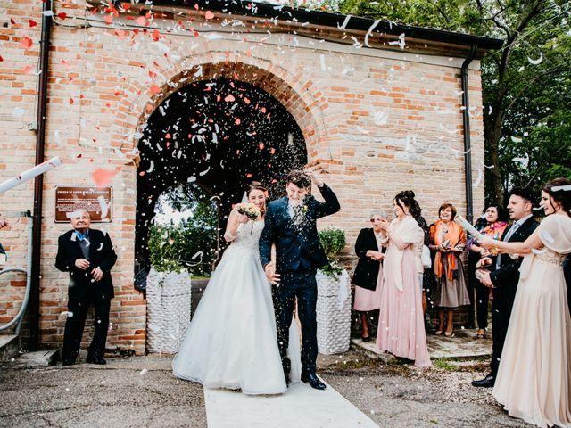 Il matrimonio di Francesco e Ilaria a Bellante, Teramo 40