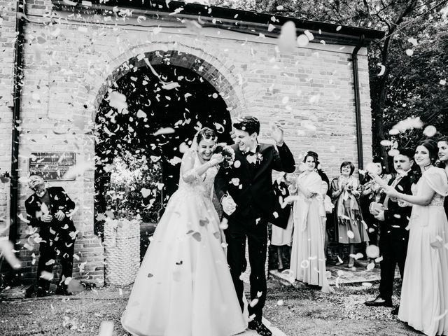 Il matrimonio di Francesco e Ilaria a Bellante, Teramo 41