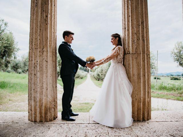 Il matrimonio di Francesco e Ilaria a Bellante, Teramo 45