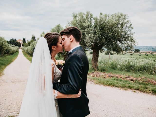 Il matrimonio di Francesco e Ilaria a Bellante, Teramo 47