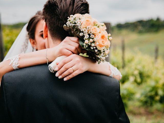 Il matrimonio di Francesco e Ilaria a Bellante, Teramo 50