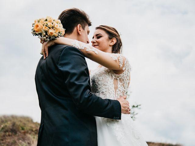 Il matrimonio di Francesco e Ilaria a Bellante, Teramo 51