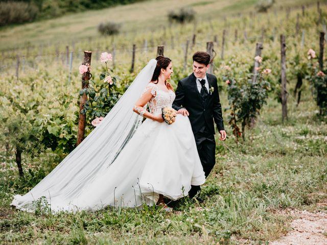 Il matrimonio di Francesco e Ilaria a Bellante, Teramo 52