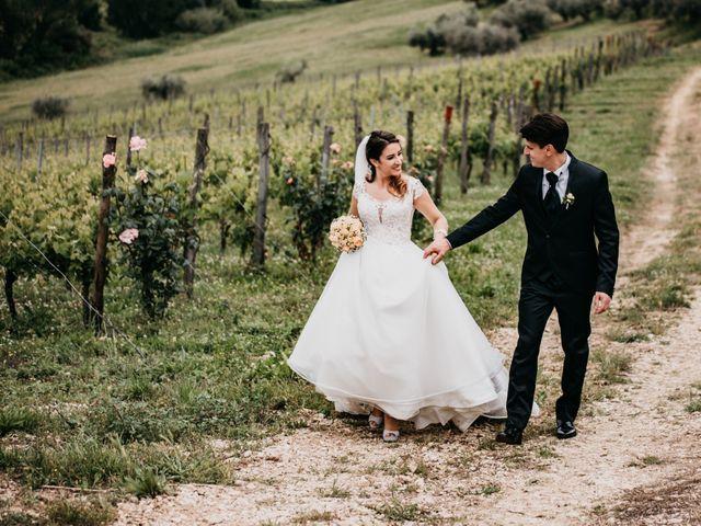 Il matrimonio di Francesco e Ilaria a Bellante, Teramo 53
