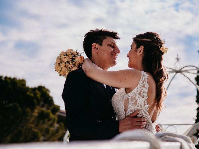 Il matrimonio di Francesco e Ilaria a Bellante, Teramo 54