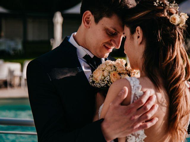 Il matrimonio di Francesco e Ilaria a Bellante, Teramo 55