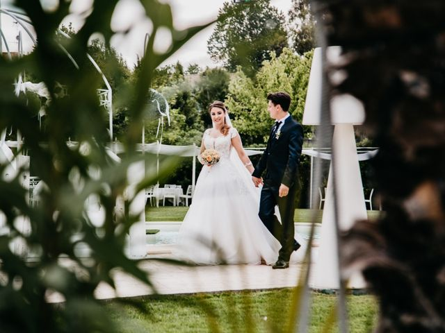 Il matrimonio di Francesco e Ilaria a Bellante, Teramo 57