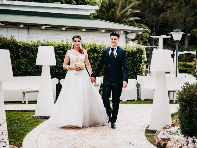 Il matrimonio di Francesco e Ilaria a Bellante, Teramo 58