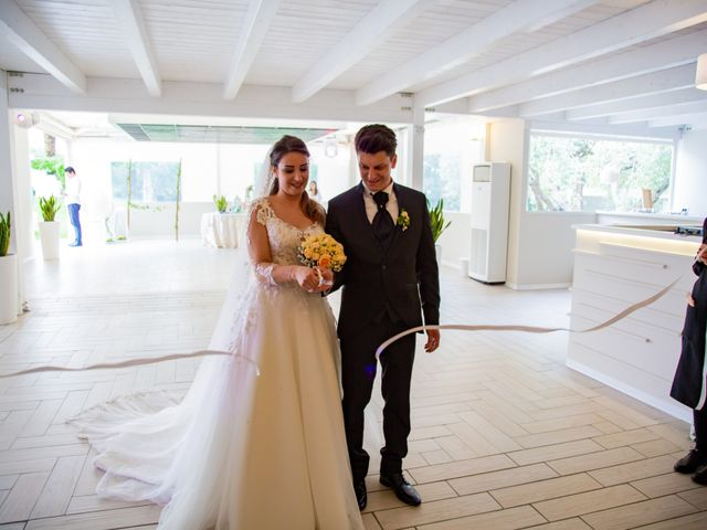 Il matrimonio di Francesco e Ilaria a Bellante, Teramo 59