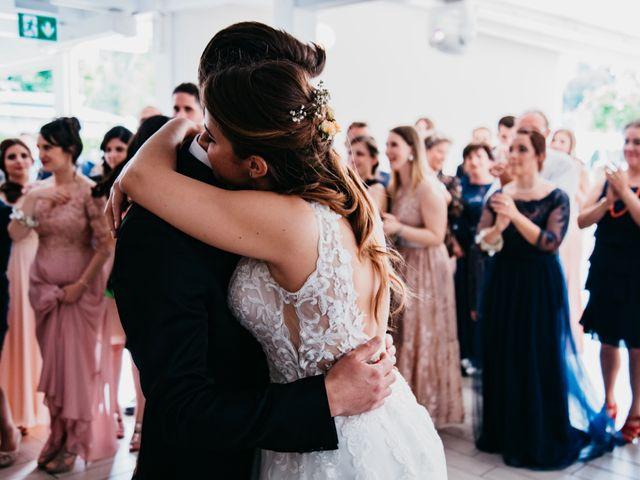 Il matrimonio di Francesco e Ilaria a Bellante, Teramo 64