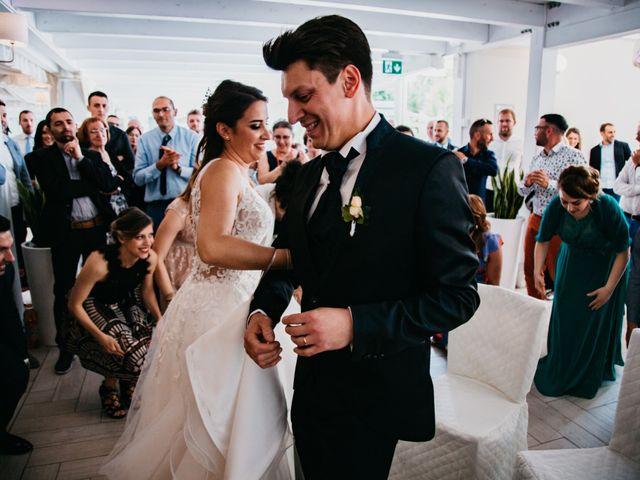 Il matrimonio di Francesco e Ilaria a Bellante, Teramo 68