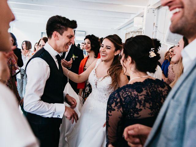 Il matrimonio di Francesco e Ilaria a Bellante, Teramo 72