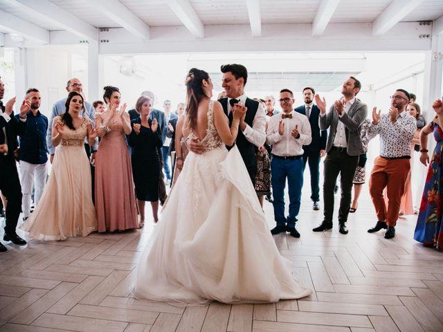 Il matrimonio di Francesco e Ilaria a Bellante, Teramo 73