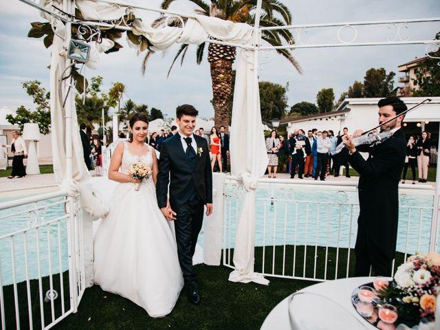 Il matrimonio di Francesco e Ilaria a Bellante, Teramo 75