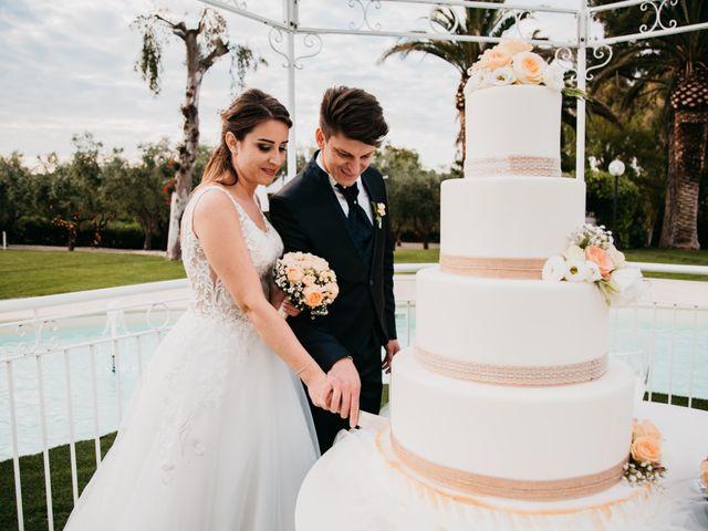 Il matrimonio di Francesco e Ilaria a Bellante, Teramo 76