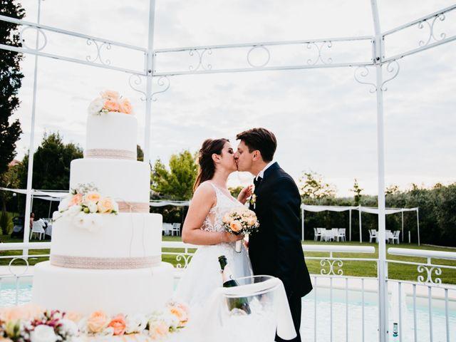 Il matrimonio di Francesco e Ilaria a Bellante, Teramo 77