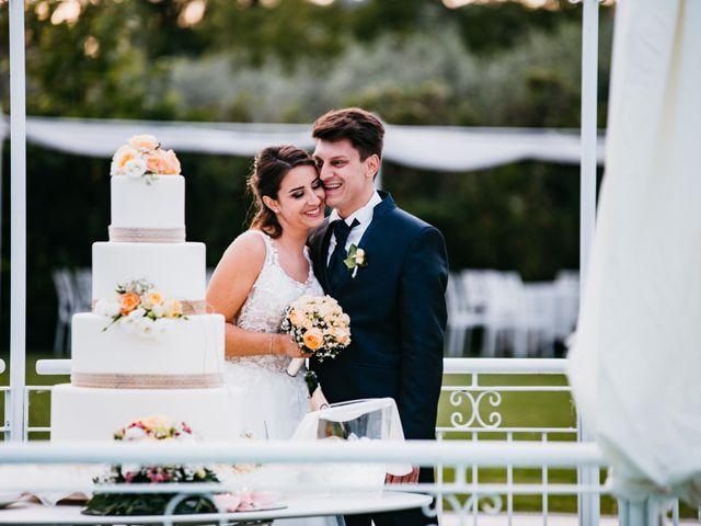 Il matrimonio di Francesco e Ilaria a Bellante, Teramo 78