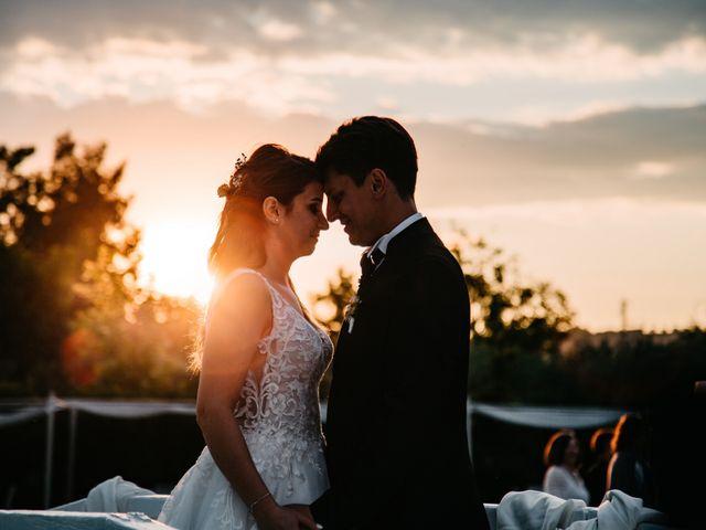 Il matrimonio di Francesco e Ilaria a Bellante, Teramo 79