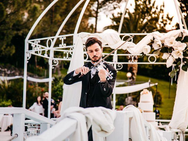Il matrimonio di Francesco e Ilaria a Bellante, Teramo 87