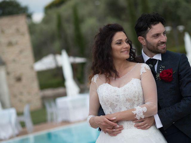 Le nozze di Giusy e Daniel