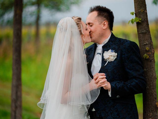 Il matrimonio di Alessandro e Ambra a Manzano, Udine 22