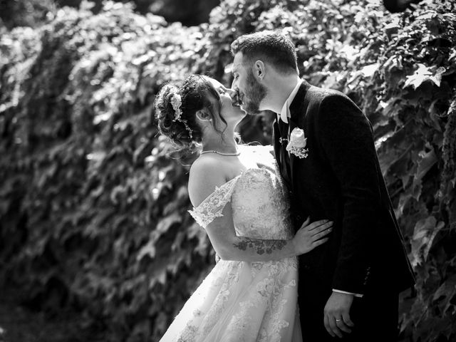 Le nozze di Erica e Alessandro