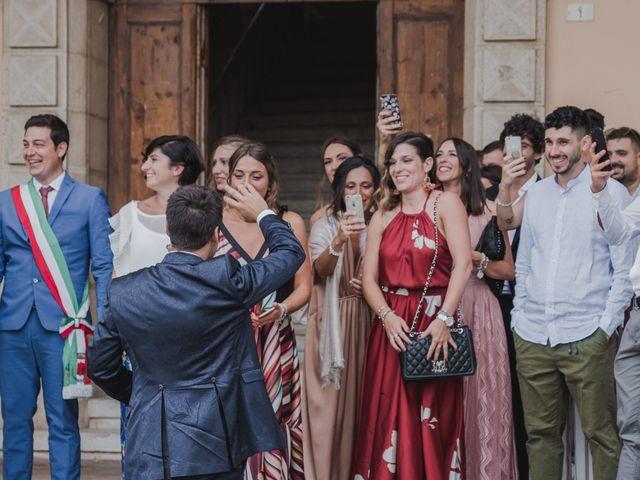 Il matrimonio di Andrea e Vanessa a Bertinoro, Forlì-Cesena 22