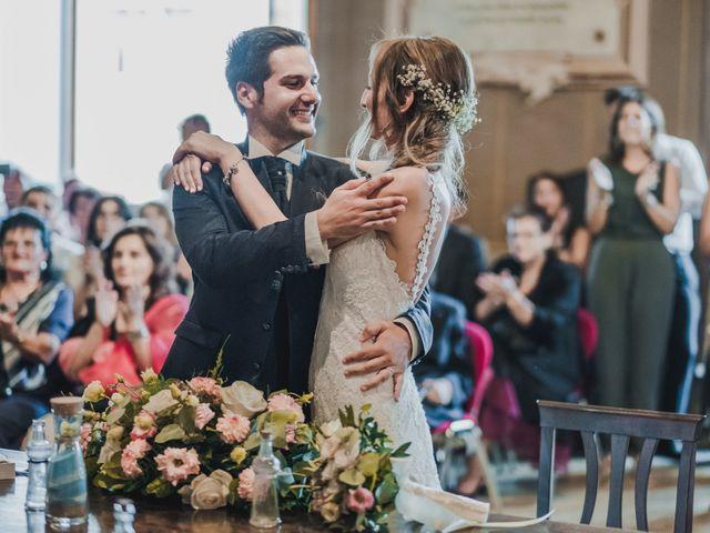 Il matrimonio di Andrea e Vanessa a Bertinoro, Forlì-Cesena 33