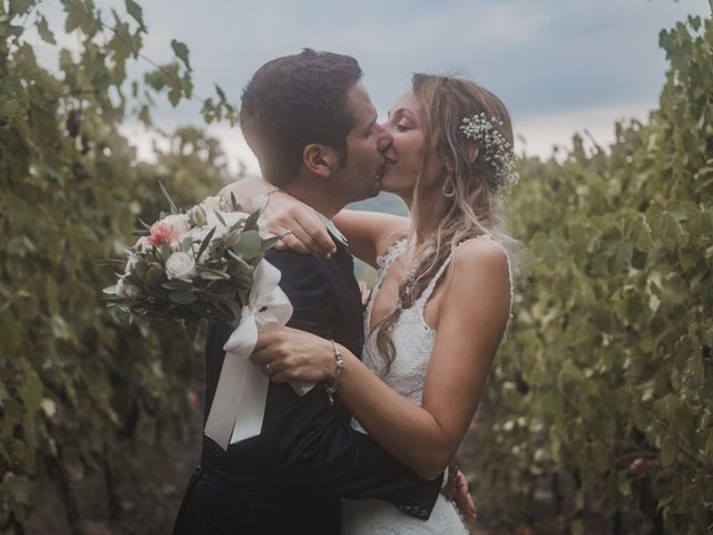 Il matrimonio di Andrea e Vanessa a Bertinoro, Forlì-Cesena 43