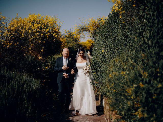 Il matrimonio di Stefano e Rossella a Empoli, Firenze 11