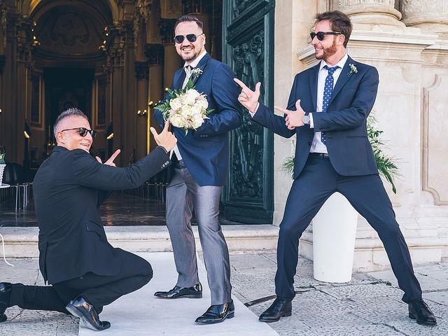 Il matrimonio di Gessica e Gaetano a Ragusa, Ragusa 23